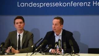 Video zu: Persönliche Erklärung des Vorsitzenden RENTSCH
