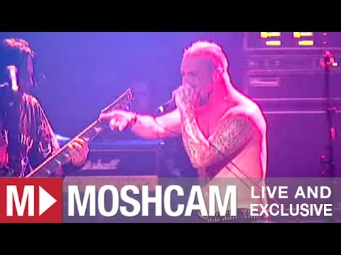 Five Finger Death Punch - The Bleeding | Live in Sydney | Moshcam