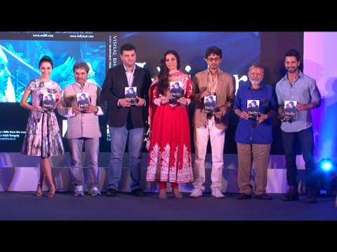 Maqbool, Omkara & Haider Book Launch With Vishal Bharadwaj & Many More Celebs