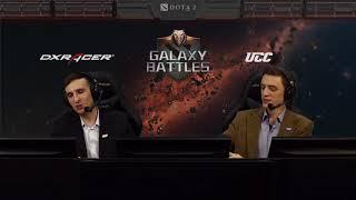 Galaxy Battles || Team Secret vs Team Kinguin || map 1 || bo3 || by Zais & DD