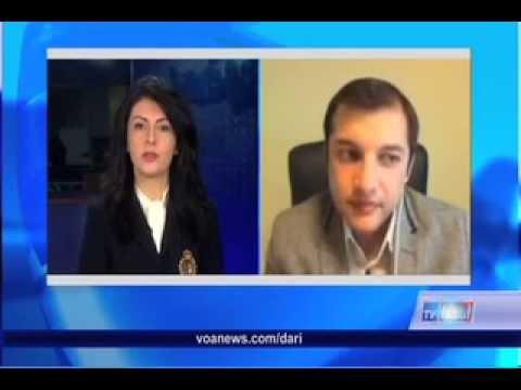 Ahmad Zaki Khalil on Afghan refugees in Sweden - VOA Ashna