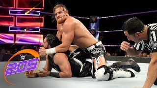 Nonton Mustafa Ali Vs  Buddy Murphy   No Disqualification Match  Wwe 205 Live  July 3  2018 Film Subtitle Indonesia Streaming Movie Download