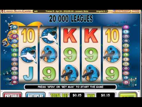 20,000 LEAGUES Slot Review
