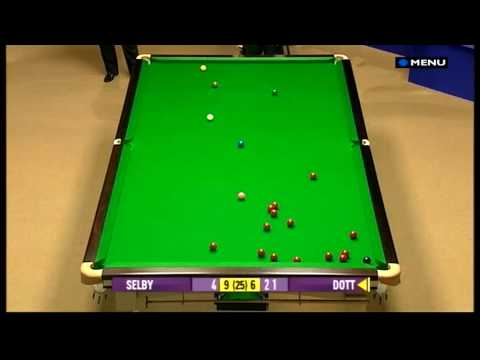 Foul - I'm referring to the second one, since the ref states it didn't leave the table. Contraversial. The match was a second round match between Mark Selby and Gra...