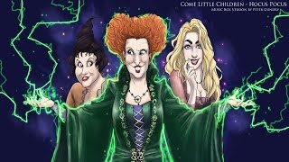 Halloween Music - Come Little Children | Music Box Version ( Hocus Pocus )