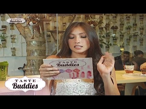 Video Taste Buddies: Name Game with Andrea Torres download in MP3, 3GP, MP4, WEBM, AVI, FLV January 2017