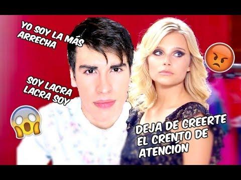 LA DIVAZA & AMBAR PELEAN POR TELÉFONO | EDICIÓN (видео)