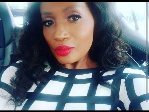 Top Billing visits Sophie Ndaba at home