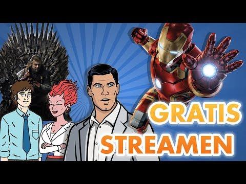 KOSTENLOS und LEGAL Filme und Serien schauen - So streamt ihr gratis