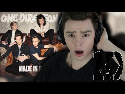 NEVER Listened to 'Made In The A.M.' by ONE DIRECTION - Reaction