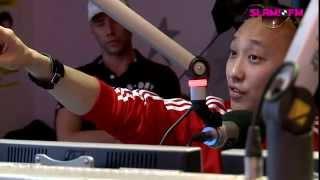 Far East Movement te gast bij SLAM!FM