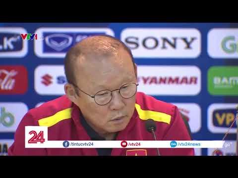 VPF điều chỉnh lịch thi đấu V-League phục vụ SEA Games   VTV24 - Thời lượng: 112 giây.
