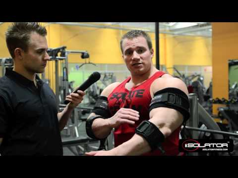 IFBB Pro Seth Feroce Interview - What Is The Isolator ?