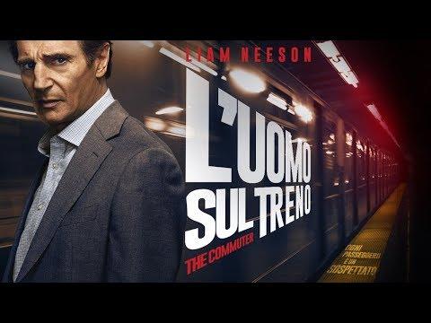 Preview Trailer L'uomo sul treno, trailer italiano ufficiale