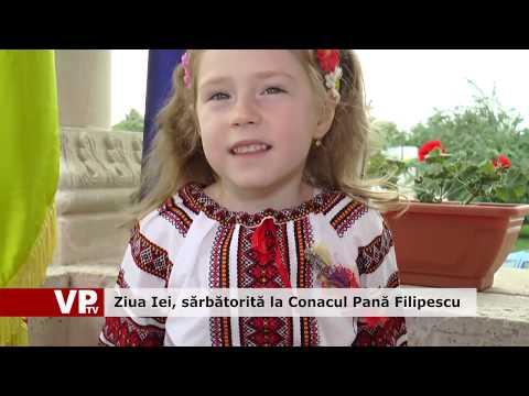 Ziua Iei, sărbătorită la Conacul Pană Filipescu