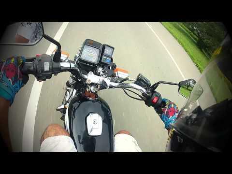 Yamaha RX 115 140 Km/h Vel Max