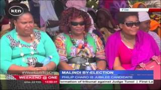 CORD leader Raila Odinga lead campaigns for Willy Mtengo in Malindi by-election