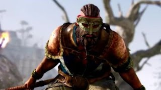 For Honor Official The Berserker (Viking Gameplay) Trailer