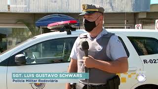 Maracaí: Polícia Rodoviária apreende 600 caixas de cigarros contrabandeados do Paraguai