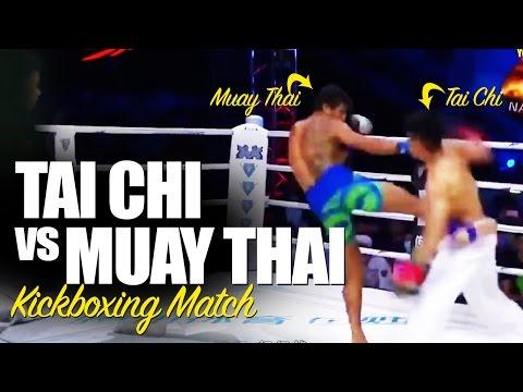 Taichi vs Muay