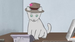 Detective Mittens: The Crime Solving Cat (HD Re-upload)