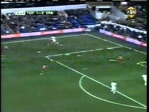 2008 (December 18) Tottenham (England) 2-Spartak M...
