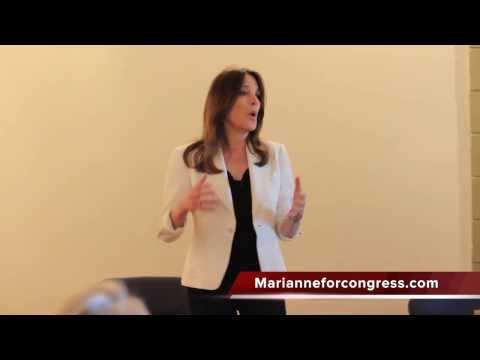 Marianne Williamson on the need for equal opportunity for all