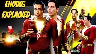Shazam! Movie Review and ENDING EXPLAINED | Zachary Levi 2019