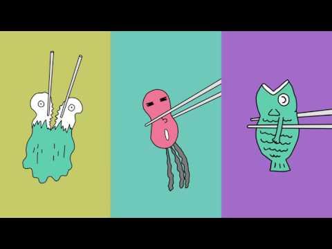 [Korean Life Dictionary] K-Chopsticks (видео)