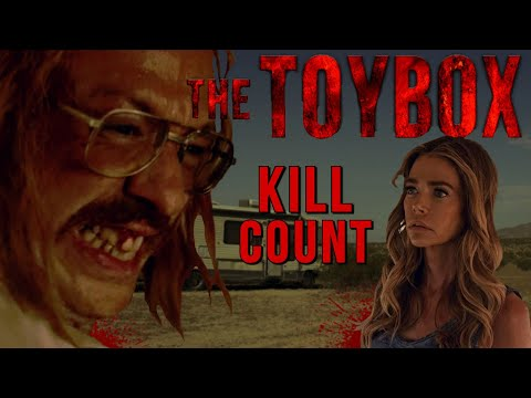 The Toybox (2018) - Kill Count S05 - Death Central
