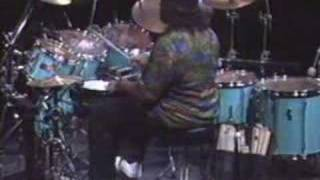 """Dennis and Gary jamming out on THE groove - Chameleon.This tune was, as you might, or should know, written and first recorded by Herbie Hancock on the 1973 album """"Headhunters"""".This is from Dennis' video """"In the Pocket"""" where he plays mostly stuff from John Scofield's """"Blue Matter"""" album."""