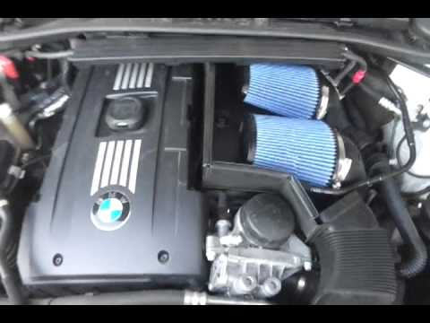 How to install afe cold air intake 08-09 bmw 335i