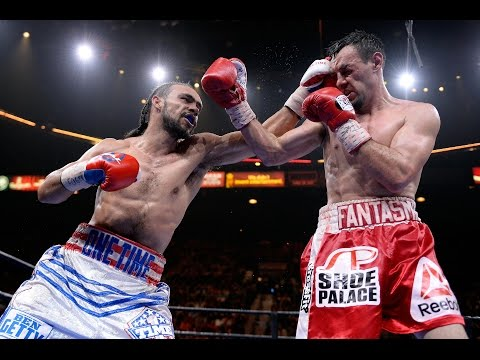 boxe: keith thurman vs robert guerrero highlights