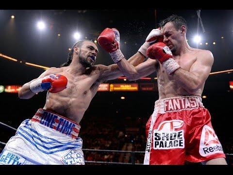 boxe: keith thurman vs robert guerrero highlights