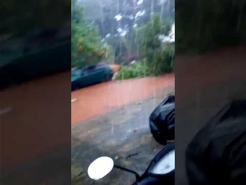 Mini tornado em cristianópolis