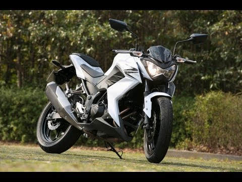 やさしいバイク解説:カワサキ Z250