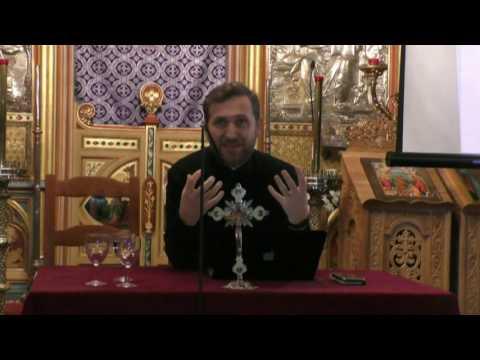 Părintele Patriciu Vlaicu - Despre Sfântul și Marele Sinod