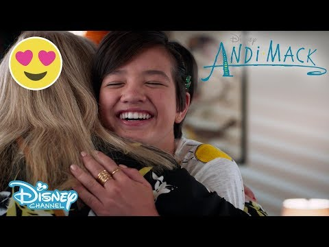 Andi Mack | SNEAK PEEK: Season 3 - Episode 6 First 5 Minutes | Disney Channel UK