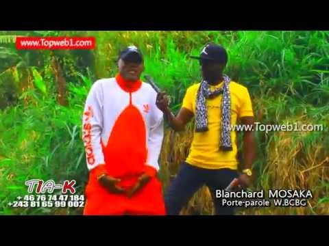 Blanchard MOSAKA Attaque Koffi OLOMIDE,Kisi Ndjora et Tshibo APULA
