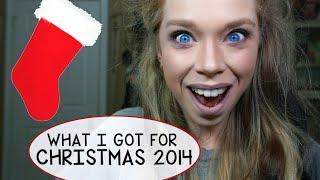 WHAT I GOT FOR CHRISTMAS 2014 - GRAV3YARDGIRL