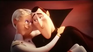 Hotel transylvania 3 *Ericka admit her truth fellings to Dracula*