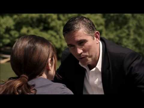 Person Of Interest Reese And Shaw Argument (Season 3 Episode 3)