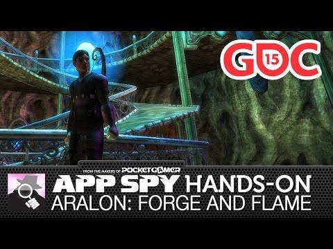 Скриншоты игры Aralon: Forge and Flame   Кузница и пламя android