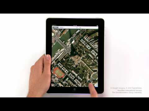 ipads - http://www.gearlive.com - Take a look at Apple's latest creation, the iPad. Be sure to catch more of our videos by subscribing, or checking us out at http://...