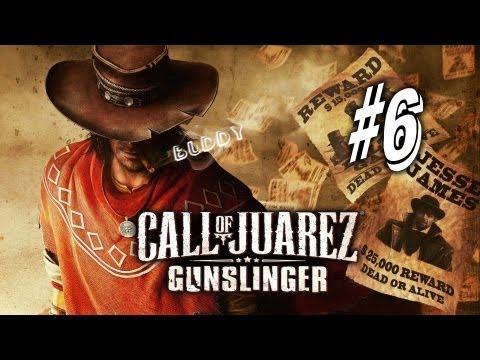 Поиграем Call of Juarez:Gunslinger #6 [Один за одним]