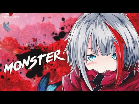 Nightcore - Monster (Metal Cover) | Lyrics
