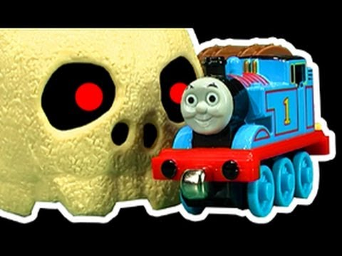 Thomas The Tank At Pirates Cove Take N Play Skullduggery