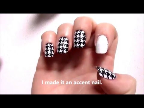 Get long nails instantly for $3 while growing out your natural nails. Good for nail biters.