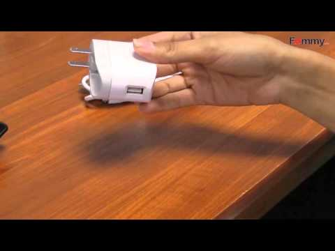 Belkin® Rotating Charger Review for the iPhone and iPod in HD