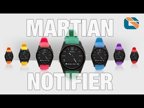 Martian Notifier Smartwatch Review @martianwatches #smartwatch #wearabletech